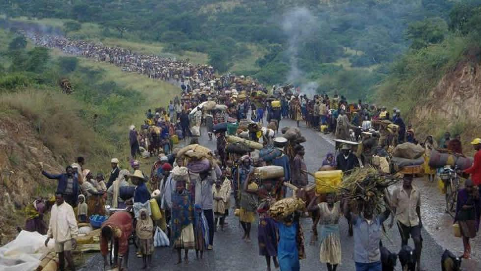 genocidio em Ruanda