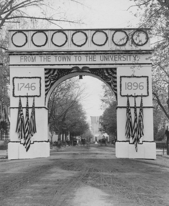 Princeton University 1746