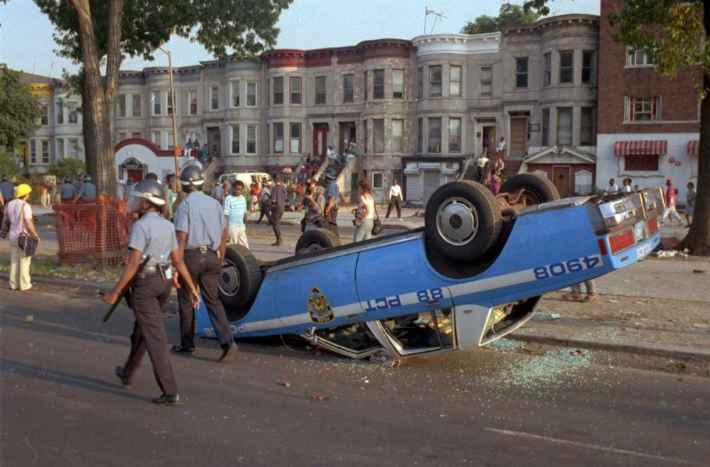Crown Heights riots