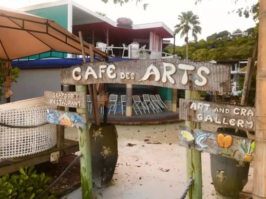 Café des Artes, bar do hotel na praia - Andrea Miramontes / Lado B Viagem