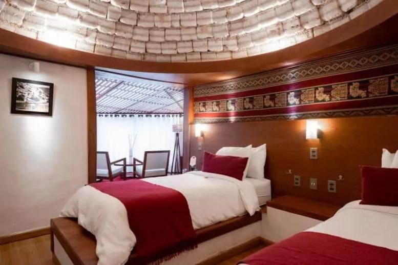 Salar de Uyuni-hotel