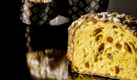 easter dove bread with almonds