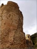 Torri. Castello di Cleto. Cleto (Cosenza)