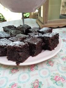 Brownie La dulcería de Mismina