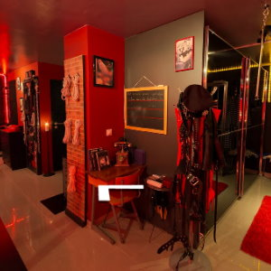 studio von innen - Dominastudio Köln