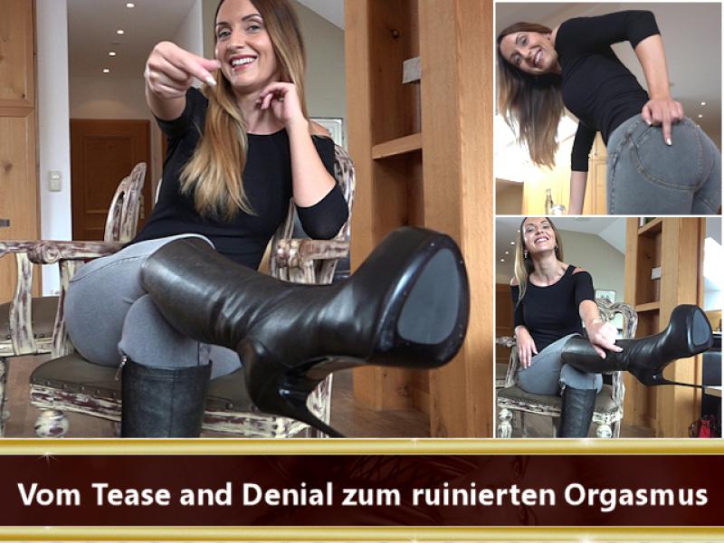 Tease and Denial - Erregen und Verweigern