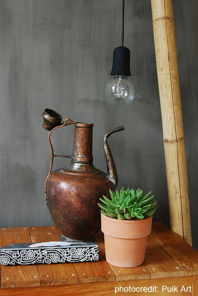Lampenfassung in Tulpenform Tulip Puik Art