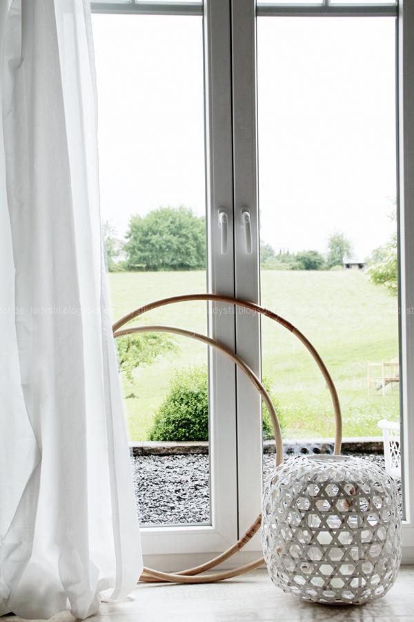 Deko-Donnerstag mit einem Wohnzimmer Update, Deko-Ideen, Inspirationen,Boho-Elemente,Hula Hoop Reifen als Dekoration