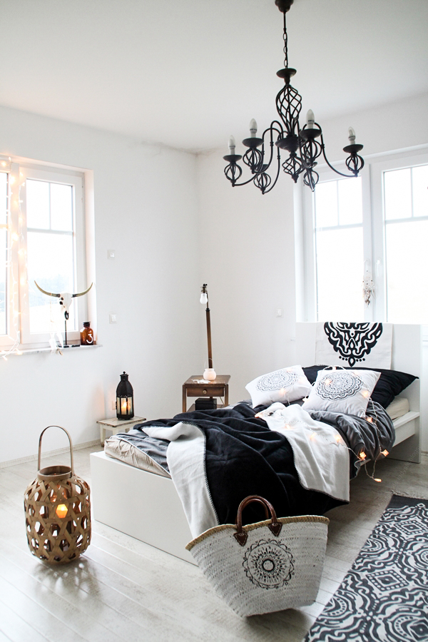 Beautiful Bohemian Style Schlafzimmer Weiss Images ...