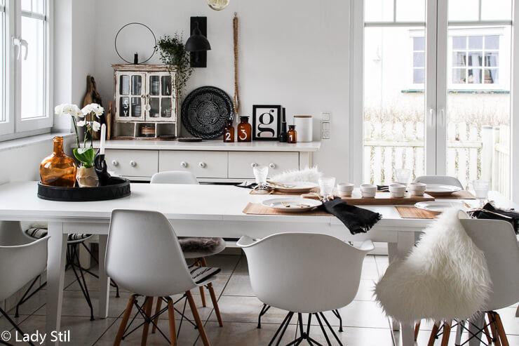 der neue tischdekoration im alltag diy platzdeckchen lady. Black Bedroom Furniture Sets. Home Design Ideas