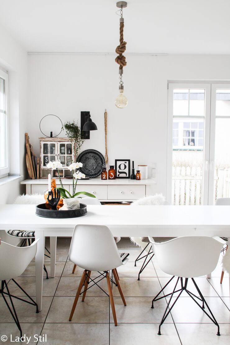 Der Neue Tischdekoration Im Alltag Diy Platzdeckchen Lady Stil De