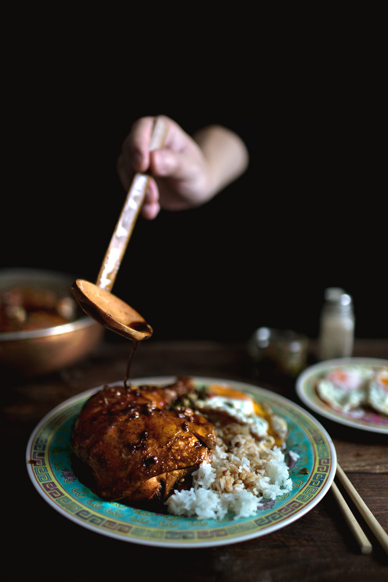 braised-chicken-leg-rice14