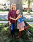 Mother And Tween Daughter Style Outfits Broken