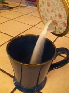 Kitchen Tip: Reuse Spout Jar