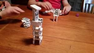 Domino Game Build