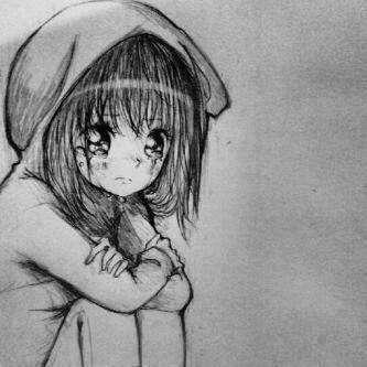 صور حزينة رسم ليدي بيرد