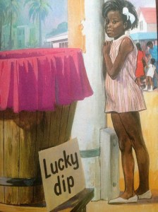 From the 'Sunstart' series, the Key Word Reader scheme for the Caribbean market