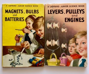 Two Ladybird books