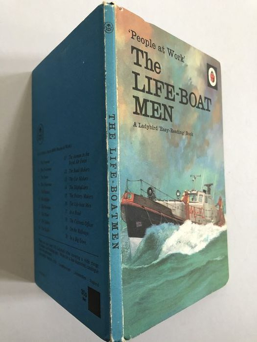 The Lifeboat Men