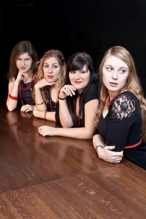 The Ladybirds im Jazzclub Zofingen