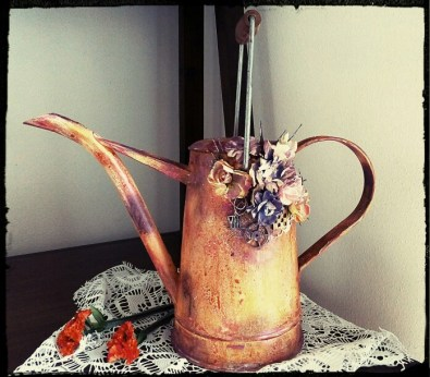 Altered Watering Can