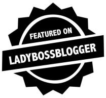 Featured on LBB badge BLACK