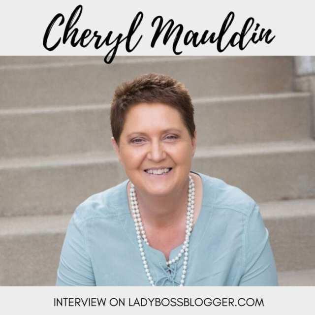 Female entrepreneur lady boss blogger