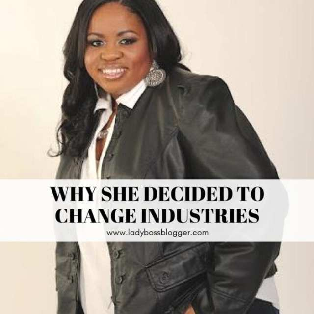 Female entrepreneur lady boss blogger Covesa Gragg