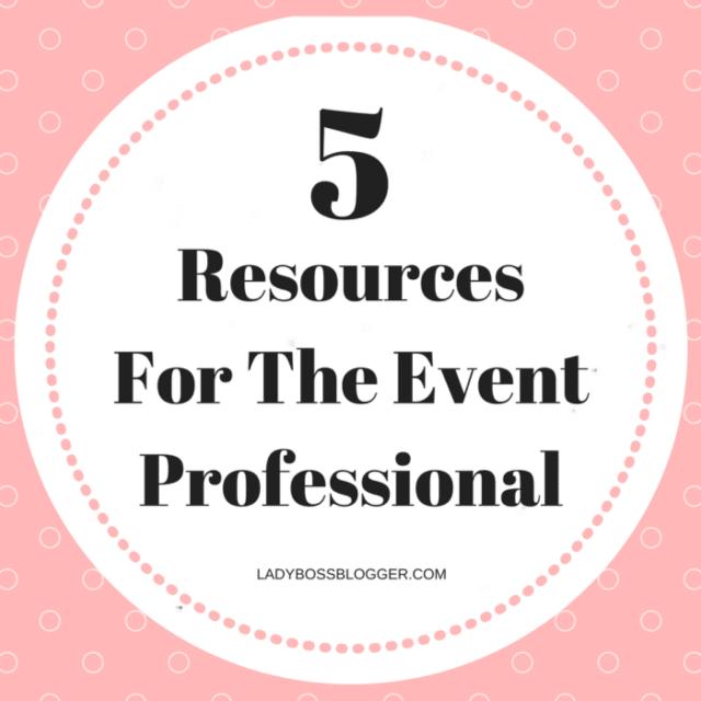 Entrepreneurial resources by female entrepreneur Crystal Marie on ladybossblogger wedding planner