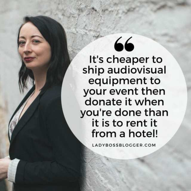 Entrepreneurial resources by female entrepreneur Jennifer Dziura on ladybossblogger women's conference