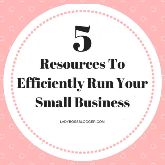 Entrepreneurial resources by female entrepreneur Melissa Carter on ladybossblogger