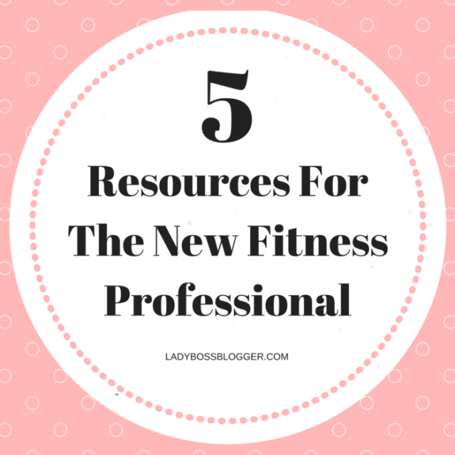 Entrepreneurial resources by female entrepreneur Beverly Johnson on ladybossblogger personal trainer fitness