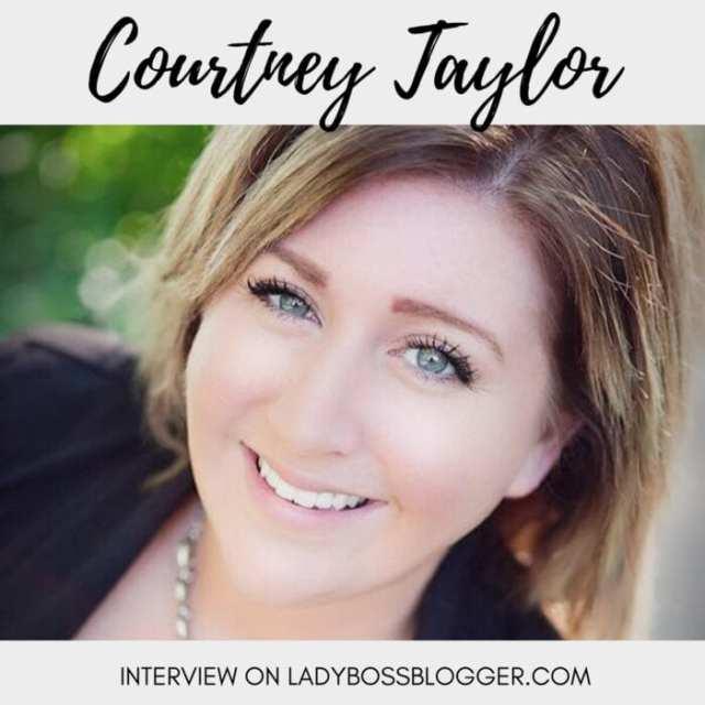 Female entrepreneur lady boss blogger Courtney Taylor psychicFemale entrepreneur lady boss blogger Courtney Taylor psychic