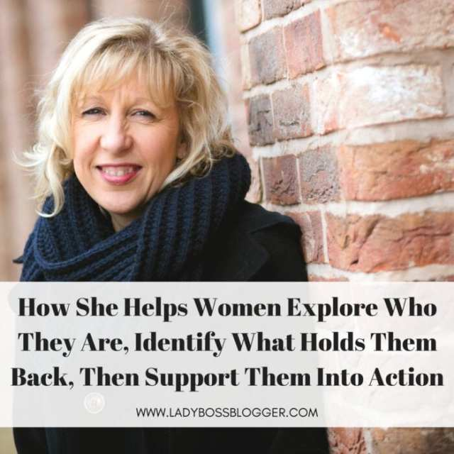 Female entrepreneur lady boss blogger Denise Chilton business and life coach