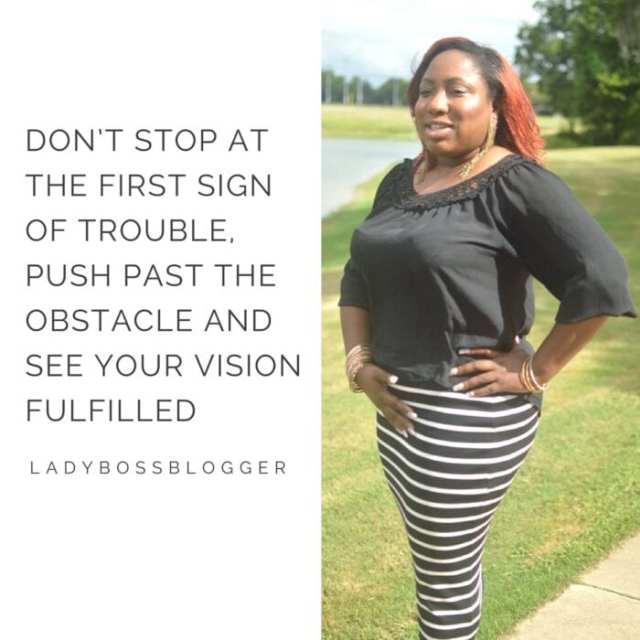 Female entrepreneur lady boss blogger Brittney Powell fashion and beauty