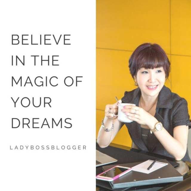 Female entrepreneur lady boss blogger Meliza Sim coach for coaches on internet marketing