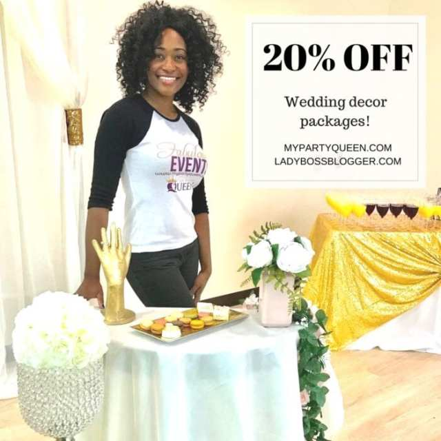 Female entrepreneur lady boss blogger Shawin & Shaneia event planners in Detroit