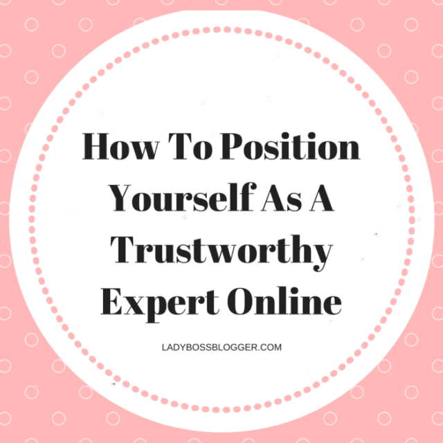 Entrepreneurial resources by female entrepreneurs written by Danijela Jokic Vaislay How To Position Yourself As A Trustworthy Expert Online