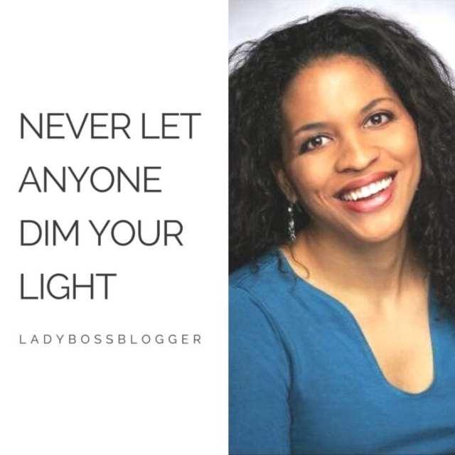 Female entrepreneur lady boss blogger Alika Hope The Ray of Hope Project