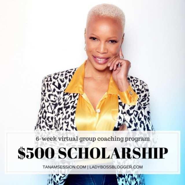 Female entrepreneur interview on ladybossblogger Tana Session career coach