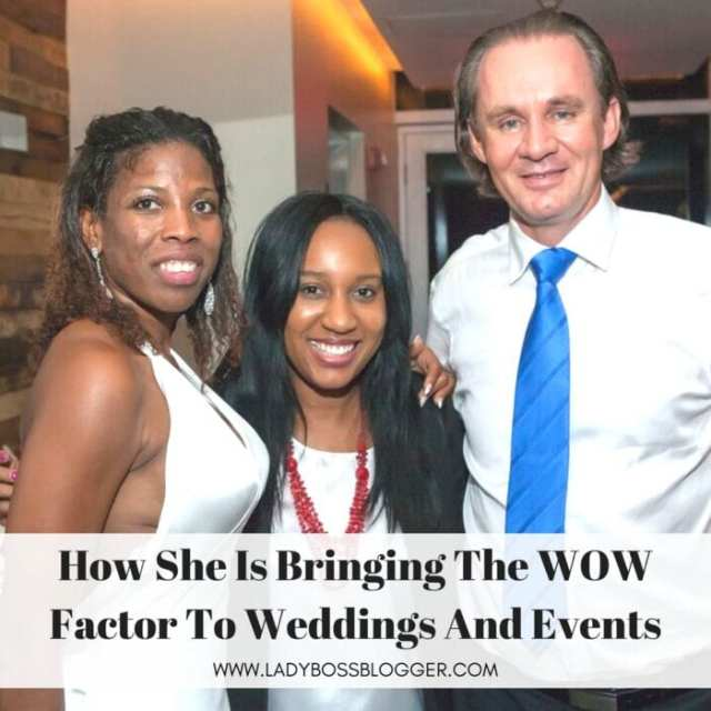 Female entrepreneur interview on ladybossblogger Ingrid Mason Wedding and Event Planner