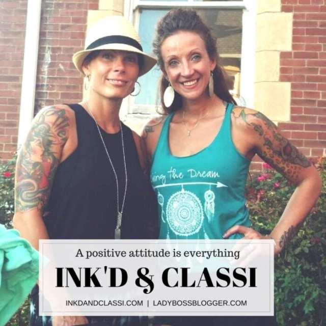 Female entrepreneur interview on ladybossblogger featuring Meg Melchert Cosmetic Tattoo Artist