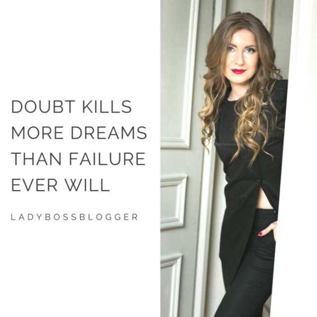 Female entrepreneur interview on ladybossblogger featuring Veronica Basharatyan Fashion Designer