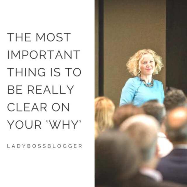 Female entrepreneur interview on ladybossblogger featuring Sally Bibb
