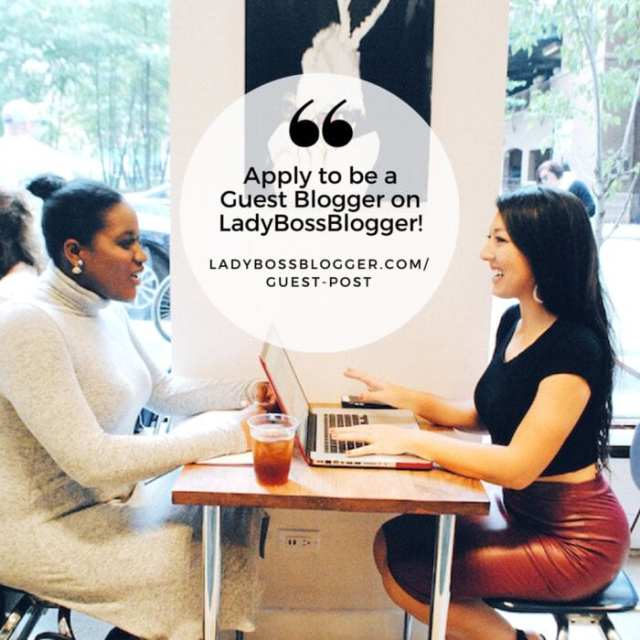 How To Monetize Your Blog written by Elaine Rau founder of #ladybossblogger