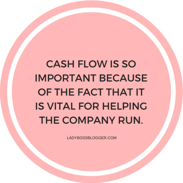 5 Amazing Ideas To Help Boost Business Cash Flow LadyBossBlogger.com
