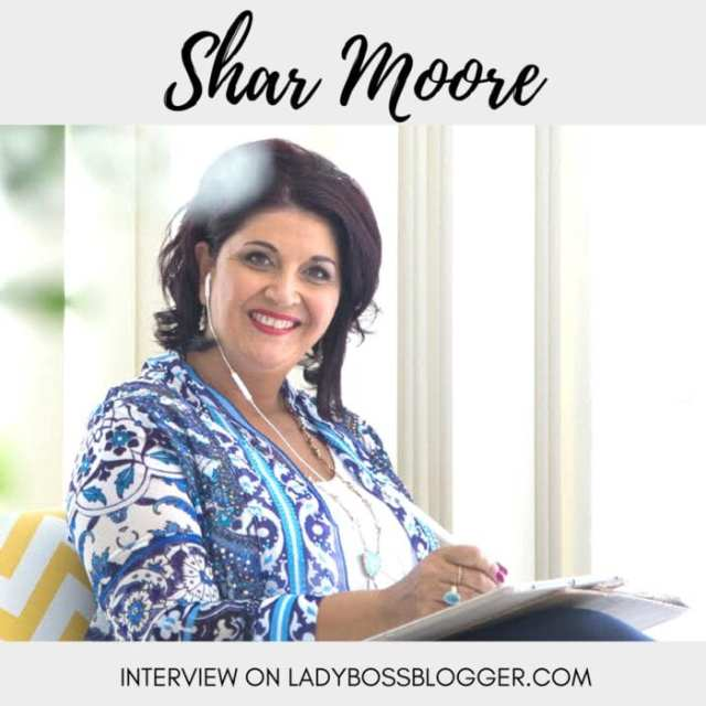 Female entrepreneur Interview on ladybossblogger featuring Shar Moore founder of YMag