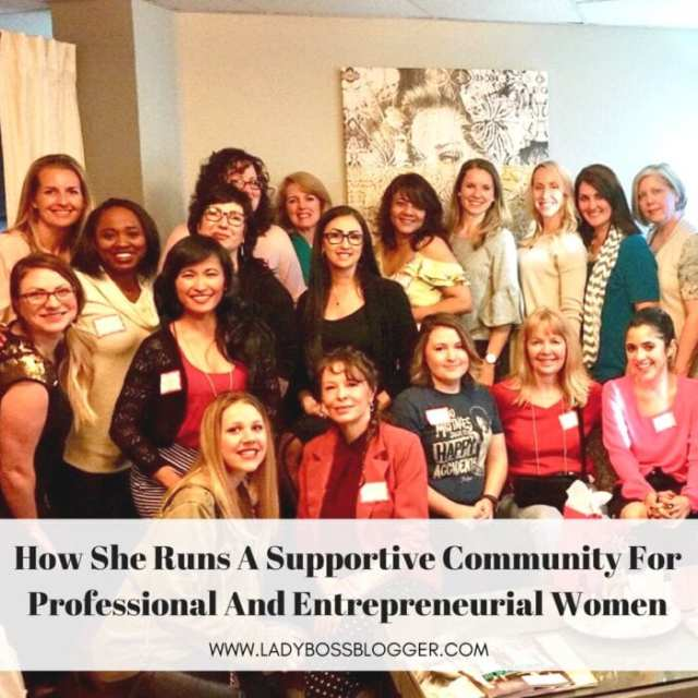 Female entrepreneur Interview on ladybossblogger Mariz Brown