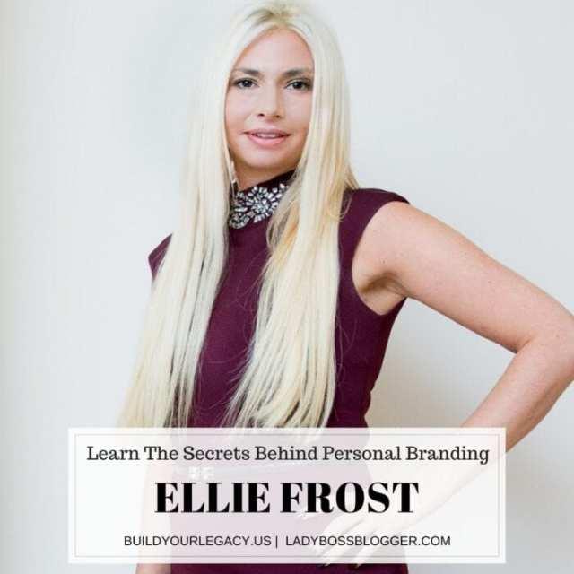 Female entrepreneurial Interviews on lady boss blogger ellie frost