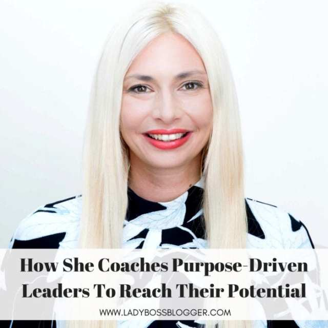 Ellie Frost Coaches Purpose Driven Leaders To Reach Their Full Potential